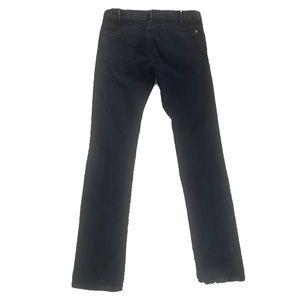Pilcro and the Letterpress Jeans - Pilcro letterpress low rise straight Denim Jeans